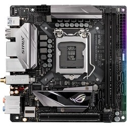 ROG Strix Z270I Gaming Desktop Motherboard - Intel Chipset - Socket H