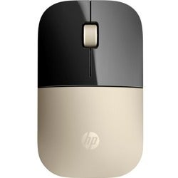 HP Z3700 Wireless Mouse Gold