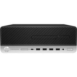 HP Business Desktop ProDesk 600 G3 Desktop Computer - Intel Core i3 ( - Thumbnail 0