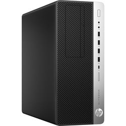 HP EliteDesk 800 G3 Desktop Computer - Intel Core i7 (7th Gen) i7-770
