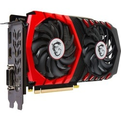 MSI GTX 1050 GAMING X 2G GeForce GTX 1050 Graphic Card - 1.44 GHz Cor