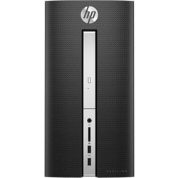 HP Pavilion 510-p100 510-p109 Desktop Computer - AMD A-Series A12-980