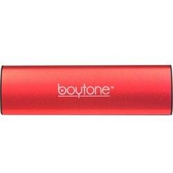 boytone BT-120RD 2.0 Speaker System - 6 W RMS - Portable - Battery Re