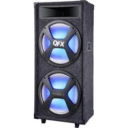 QFX Pro Audio PA Series SBX-215 Speaker System - 9600 W RMS - Wireles|https://ak1.ostkcdn.com/images/products/etilize/images/250/1038338078.jpg?impolicy=medium