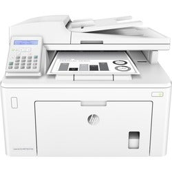 HP LaserJet Pro M227fdn Laser Multifunction Printer - Monochrome - Pl