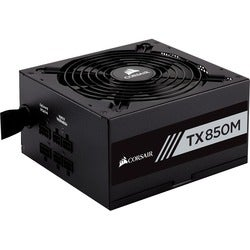 Corsair TX-M Series TX850M - 850 Watt 80 Plus Gold Certified PSU