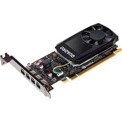 PNY Quadro P1000 Graphic Card - 4 GB GDDR5 - PCI Express 3.0 x16 - Lo