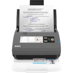 Ambir ImageScan Pro 820ix Sheetfed Scanner - 600 dpi Optical - Thumbnail 0