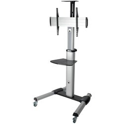 "Tripp Lite Mobile TV Floor Stand Cart Height-Adjustable LCD 32-70"" Di"