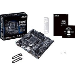 Asus Prime B350M-A/CSM Desktop Motherboard - AMD Chipset - Socket AM4
