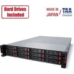 Buffalo TeraStation 51210RH Rackmount 16TB NAS Hard Drives Included