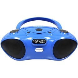 Hamilton Buhl Boombox with Bluetooth V2.0 Receiver, CD/FM Player