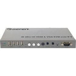 Gefen 4K Ultra HD HDMI and VGA KVM over IP - Receiver Unit