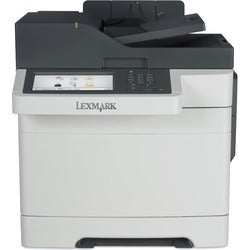 Lexmark CX517de Laser Multifunction Printer - Color - Plain Paper Pri