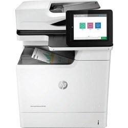 HP LaserJet M681f Laser Multifunction Printer - Color - Plain Paper P
