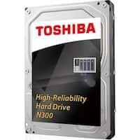 "Toshiba N300 4 TB Hard Drive - SATA (SATA/600) - 3.5"" Drive - Interna"