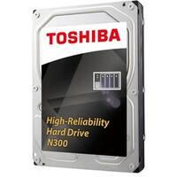 "Toshiba N300 6 TB Hard Drive - SATA (SATA/600) - 3.5"" Drive - Interna"