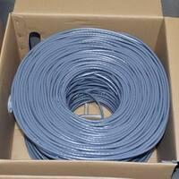 Premiertek Cat6 Bulk Cable 1000ft (Gray)