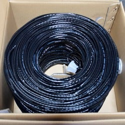 Premiertek Cat5e Bulk Cable 1000ft (Black)