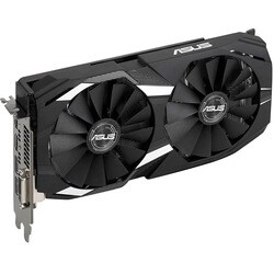 Asus DUAL-RX580-O4G Radeon RX 580 Graphic Card - 1.36 GHz Core - 1.38