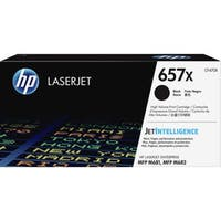 HP 657X Original Toner Cartridge - Black