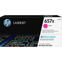 HP 657X Original Toner Cartridge - Magenta