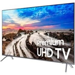 "Samsung 8000 UN82MU8000 82"" 2160p LED-LCD TV - 16:9 - 4K UHDTV - Blac"