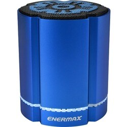 Enermax STEREOSGL EAS02S-BL Speaker System - 4 W RMS - Wireless Speak
