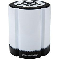 Enermax STEREOTWIN EAS02S-DW Speaker System - 4 W RMS - Wireless Spea