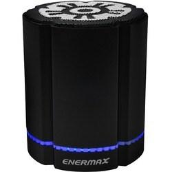 Enermax STEREOSGL EAS02S-BK Speaker System - 4 W RMS - Wireless Speak