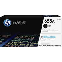 HP 655A Original Toner Cartridge - Black