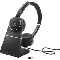Jabra EVOLVE 75 with Charging Stand MS Stereo