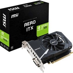MSI GT 1030 AERO ITX 2G OC NVIDIA PCI-E Graphic Card