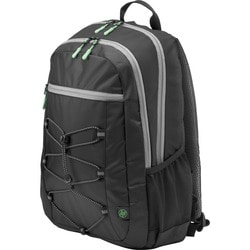 """HP Active Carrying Case (Backpack) for 15.6"""" Notebook - Black, Mint G - Thumbnail 0"""