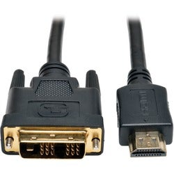 Tripp Lite 16ft HDMI to DVI-D Digital Monitor Adapter Video Converter
