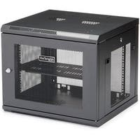 StarTech.com 9U Wallmount Server Rack Cabinet - Wallmount Network Cab