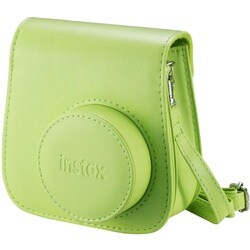 Fujifilm Groovy Carrying Case Camera - Lime Green