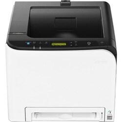Ricoh SP C262DNw Laser Printer - Color - 2400 x 600 dpi Print - Plain