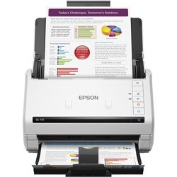Epson WorkForce DS-770 Sheetfed Scanner - 600 dpi Optical
