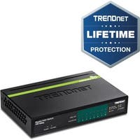 TRENDnet 8-Port Gigabit PoE+ Switch