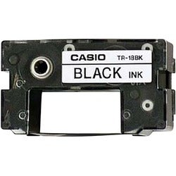 Casio Ribbon Cartridge - Black