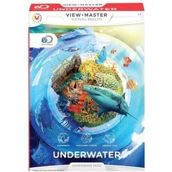 Mattel View-Master Experience Pack - Discovery Underwater - Thumbnail 0