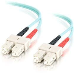 Cables To Go Fiber Optic Duplex Cable