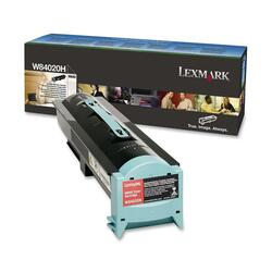 Lexmark Black Toner Cartridge (1)