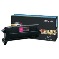 Lexmark Magenta Toner Cartridge For C920 Series Printers