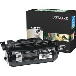 Lexmark Extra High Yield Return Program Print Cartridge For T644 Series Printers