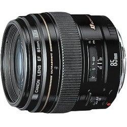 Canon 85mm f/1.8 EF USM Autofocus Telephoto Lens