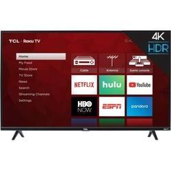 """TCL 4 43S425 42.5"""" Smart LED-LCD TV - 4K UHDTV"""