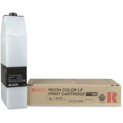Ricoh Color LP Toner Cartridge For CL7200 and CL7300 Series Printers - 24000 Page - Black