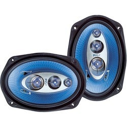 Pyle Blue Label PL6984BL Coaxial Speakers